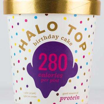 Order Halo Top Creamery All Natural Light Ice Cream online!