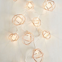 What Brings You Sphere? String Lights | Mod Retro Vintage Decor Accessories | ModCloth.com