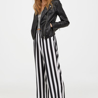 H&M Wide-leg Pants $17.99