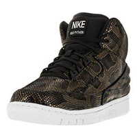 Nike Air Python PRM Men Round Toe Leather Basketball Shoe