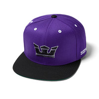 ICON STARTER BLACK / PURPLE