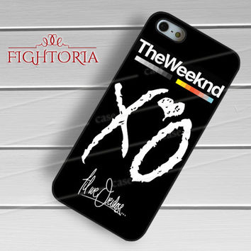 XO The Weeknd - Zia for  iPhone 6S case, iPhone 5s case, iPhone 6 case, iPhone 4S, Samsung S6 Edge