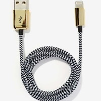 Skinnydip London USB iPhone 5 Cable