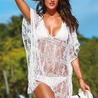 Crochet Cover-up - Beach Sexy - Victoria's Secret