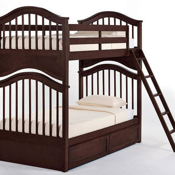 Durham Twin over Twin Bunk Bed