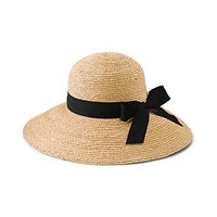San Diego Hat Co.® Women's Natural Raffia Large Brim Hat at www.bonton.com