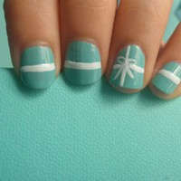 Tiffany Box Nails!
