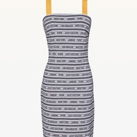 Juicy Cities Jacquard Dress
