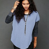 Free People Clothing Boutique > We The Free Thriller Colorblock Thermal