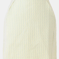 Sugared Citron Textured Skirt