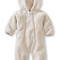 Infants' Hi-Loft Fleece Coveralls: Sweatshirts and Fleece | Free Shipping at L.L.Bean