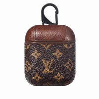 LV MINI MONOGRAM V2 AIRPODS CASE