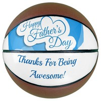Happy Father's Day Basketball