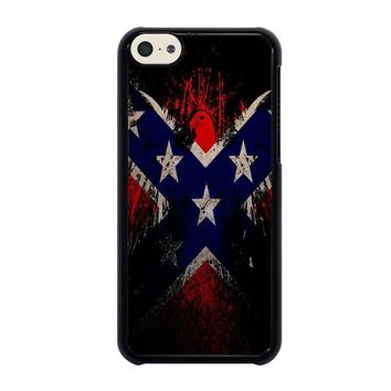 browning rebel flag iphone 5c case cover  number 1