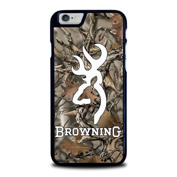 CAMO BROWNING iPhone 6 / 6S Case Cover