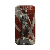 Bane on Rooftop Poster Id Iphone 4 Cases from Zazzle.com