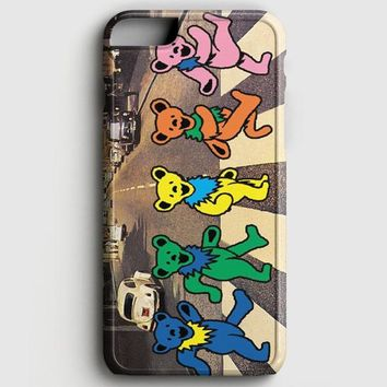 Grateful Dead Bear The Beatle iPhone 7 Case