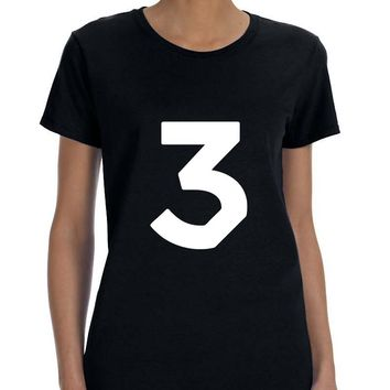 Women's T Shirt Chance 3 Hot Popular T Shirt Cool Shirt