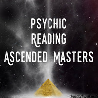 Psychic Reading Ascended Masters, Channeling, Tarot, Crystal Ball, New Age Spirituality, accurate and in-depth, video or email