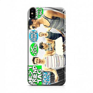 BEST BUDDIES YOUTUBERS iPhone X case
