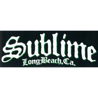 Sublime - Sticker