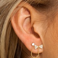 Triple Threat Earrings