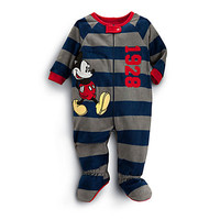 Disney Mickey Mouse Blanket Sleeper for Baby | Disney Store