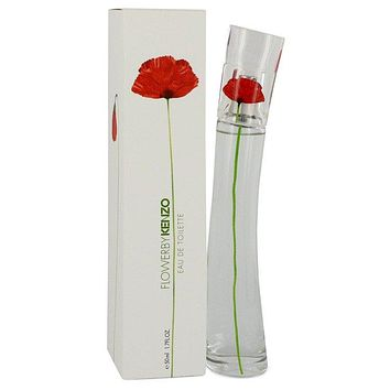 kenzo FLOWER by Kenzo Eau De Toilette Spray 1.7 oz for Women