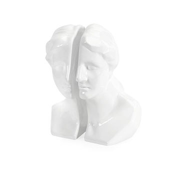 Greek Lady Bookend Set on Sale