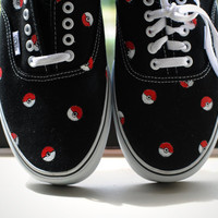 Pokemon Custom Shoes