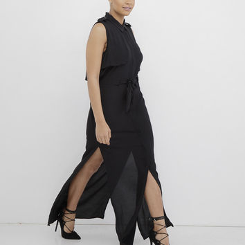THE SOPHISTICATE MAXI DRESS
