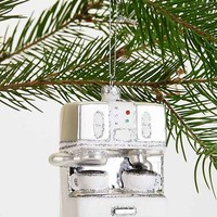 Espresso Maker Ornament