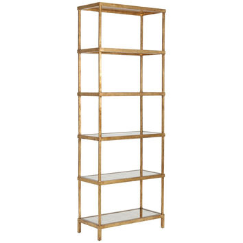 Chelsea House Etagere | Gold