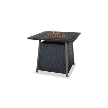 Uniflame LP Gas Outdoor Fire Pit
