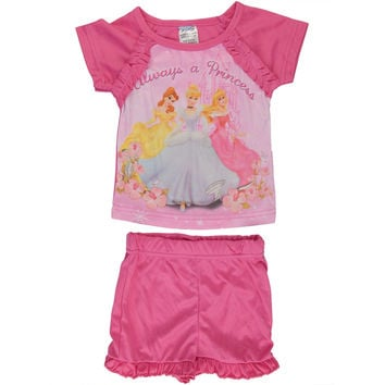 Disney Princess - 2 Piece Infant Sleep Set