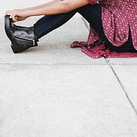 Bed | Stu Womens Visionary Ankle Boot