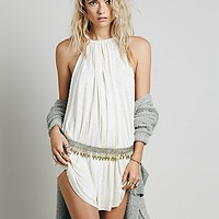 Free People Womens That Summer Night Tunic