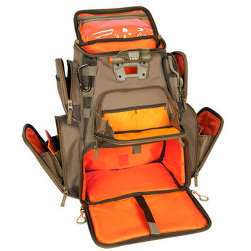 Wild River NOMAD Lighted Tackle Backpack w/o Trays WN3604 WN3604 84298336041