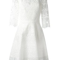 Ermanno Scervino Lace Dress - Spinnaker Sanremo - Farfetch.com