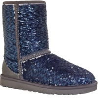 UGG Australia Women's Classic Short Sparkles Winter Boot