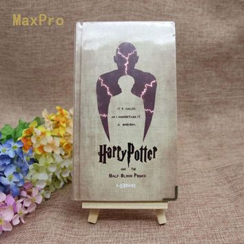 2017 Hardcover Harry Potter Vintage Notebook/Diary Book/Gift Note Book/Notepad/Agenda Planner Gift Writing stationery