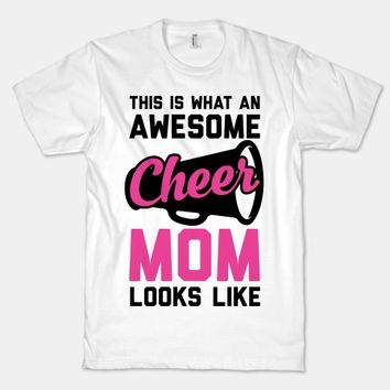 This Is What An Awesome Cheer Mom Looks Like