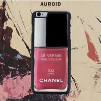 Chanel Nail Polish April IPhone 6S Case Auroid