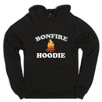 The Fashionable Bonfire Hoodie | Hoodie | SKREENED