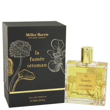 La Fumee Ottoman By Miller Harris Eau De Parfum Spray 3.4 Oz