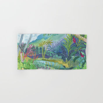 Hand Towels Collection By Michi-me | Society6