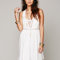 Free People Sweet V Trapeze Slip