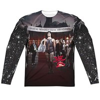 Rocky Horror Picture Show Annual Conventional Strut Long Sleeve Sublimation Tee