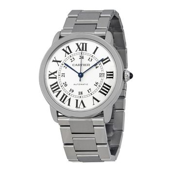 Cartier Ronde Solo Mens Watch W6701011