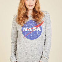 Mission Possible Sweatshirt | Mod Retro Vintage Sweaters | ModCloth.com